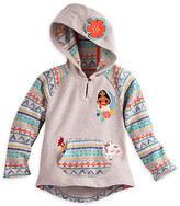 Disney Moana Hooded Fleece for Girls