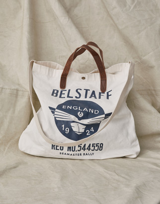 Belstaff SEAMASTERS CANVAS TOTE