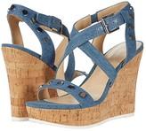GUESS Tazio (Blue) Women's Shoes