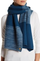 Anne Klein Two Toned Wool Blend Scarf