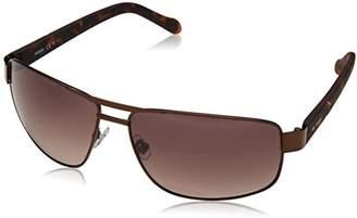 Fossil Men's Fos3060s FOS3060S Rectangular Sunglasses
