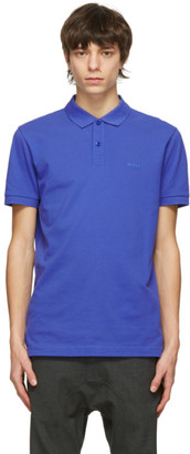 HUGO BOSS Blue Piro Polo