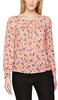 Taifun Women's Sweet Flamingo Blouse