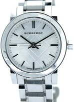 Burberry Stainless Steel Ladies Watch