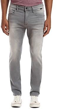 Mavi Jeans Jake Athletic Slim Fit Jeans in Dark Gray