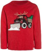 Gap TODDLER BOY Long sleeved top modern red