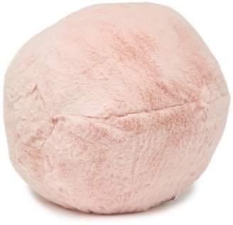 Nordstrom Rack Snuggle Sphere Faux Fur Pillow