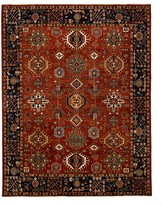 """Bloomingdale's Adina Collection Oriental Rug, 8'1"""" x 10'"""