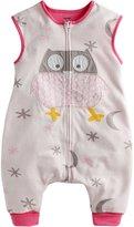 Vaenait Baby Toddler Kids Wearable Blanket Sleeper Cotton Owl S
