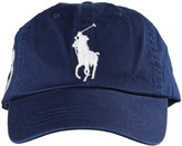Ralph Lauren Cap in Holiday Navy A81XZ811 XY811 XW85H