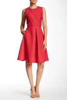 Julia Jordan 36011 Sleeveless Tuck Front Dress