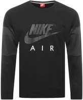 Nike Crew Neck Air Jumper Black