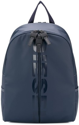 Diesel Tonal Logo Backpack