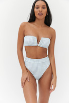 Out From Under Honey High-Waisted Bikini Bottom