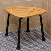 Asstd National Brand DMI Bamboo Shower Stool