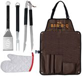 Mr. Bar-B-Q 5-pc. BBQ Utensil Set