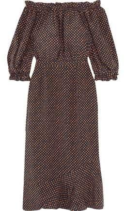 9d46f989 Saloni Off The Shoulder Dresses - ShopStyle
