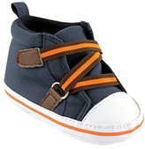 Luvable Friends Boy Zig Zag Hi-Top (Infant)