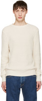 A.P.C. Beige Travel Sweater