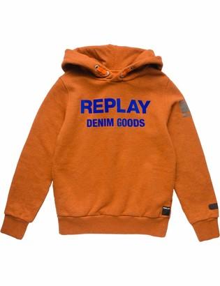 Replay Boy's Sb2422.051.22772 Hoodie