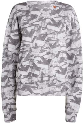 Off-White Off White Patterned Arrows Sweatshirt
