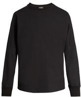 Raf Simons Venomous Friday-print cotton-jersey sweatshirt