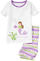 Gymboree Mermaid Shortie Two-Piece Gymmies®