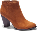 New York & Co. Faux-Suede Ankle Boot