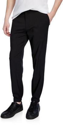 Vince Men's Wool-Blend Jogger Pants
