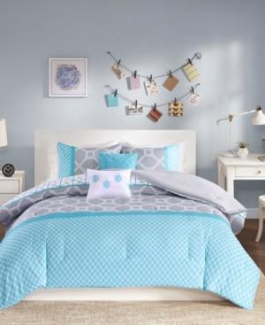 Intelligent Design Clara 5-Pc. King/California King Comforter Set Bedding