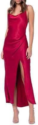 Pilgrim Aurora Satin Dress