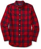 Ralph Lauren Cotton Poplin Pocket Shirt