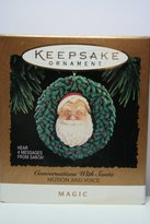 Hallmark Keepsake Ornament Conversations with Santa