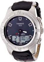 Tissot Women's T047.220.46.126.00 Diamonds Index Mother-Of-Pearl Dial Watch