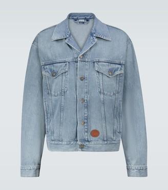 Gucci Washed denim jacket