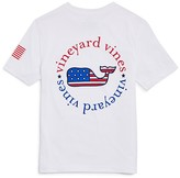 Vineyard Vines Boys' USA All Day Performance Tee - Big Kid