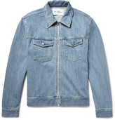 Our Legacy - Lean Zip-up Denim Jacket