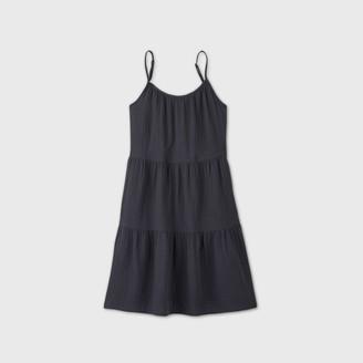 Universal Thread Women's Tiered Tank Dress - Universal ThreadTM