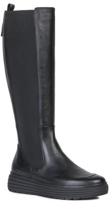 Geox Phaolae Amphibiox® Waterproof Tall Boot