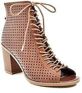 GUESS Women's Jevina Perforated Booties