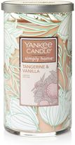 Yankee Candle simply home Tangerine & Vanilla 12-oz. Decal Jar Candle