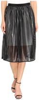 Tibi Pavement Skirt