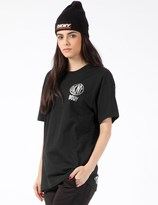 DKNY Opening Ceremony x Black Athletic Tag & Logo T-Shirt