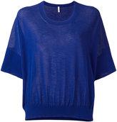 Boboutic - shortsleeved sweater - women - Cotton - M