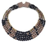 Peserico Multi-Strand Beaded Necklace