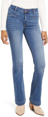 Prosperity Denim Kate Flare Jeans