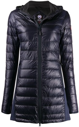 Canada Goose Hybridge quilted coat