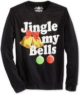American Rag Men's Jingle My Bells Sweatshirt, Only at Macy's