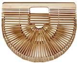 ANBOO Fashion Women's Bamboo Handbag Handmade Lady Large Tote Bags Beach Shoulder Bag