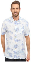 Tommy Bahama Palm with the Wind Linen Camp Shirt